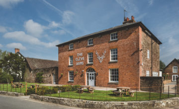 Hotels in Shropshire