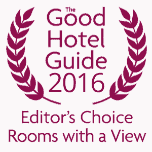 Editor's Choice Rooms with a View