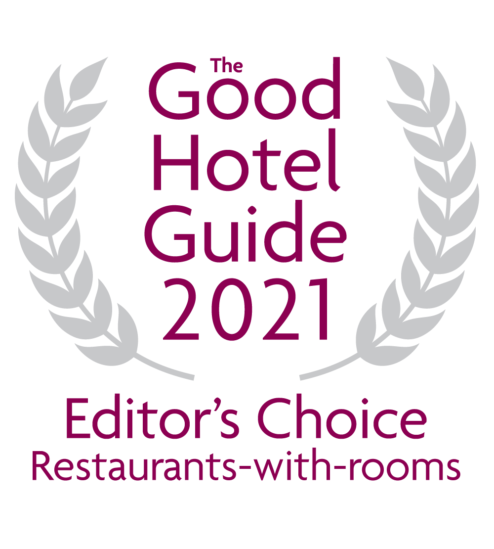 2021 Editor's Choice Restaurants-with-Rooms